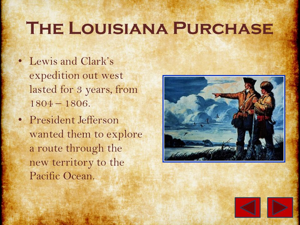 louisiana purchase and lewis and clark powerpoint