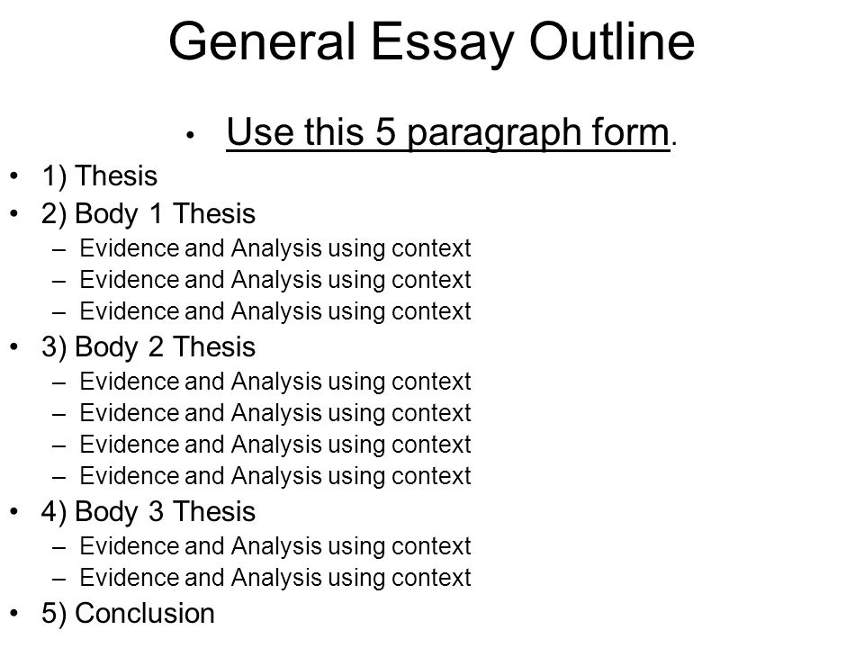 "generalization essay outline On this page you can download free research paper conclusion in writing a good research paper"" is a generalization that can be essay outline essay."