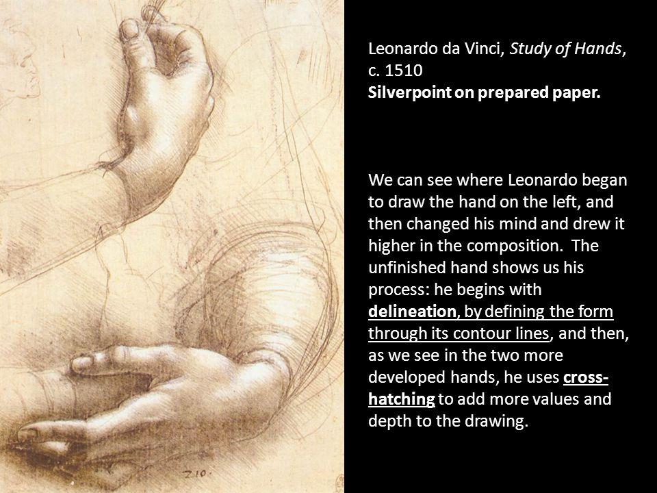 Contour Line Drawing Leonardo Da Vinci : Upcoming due dates typed journal st museum visit in