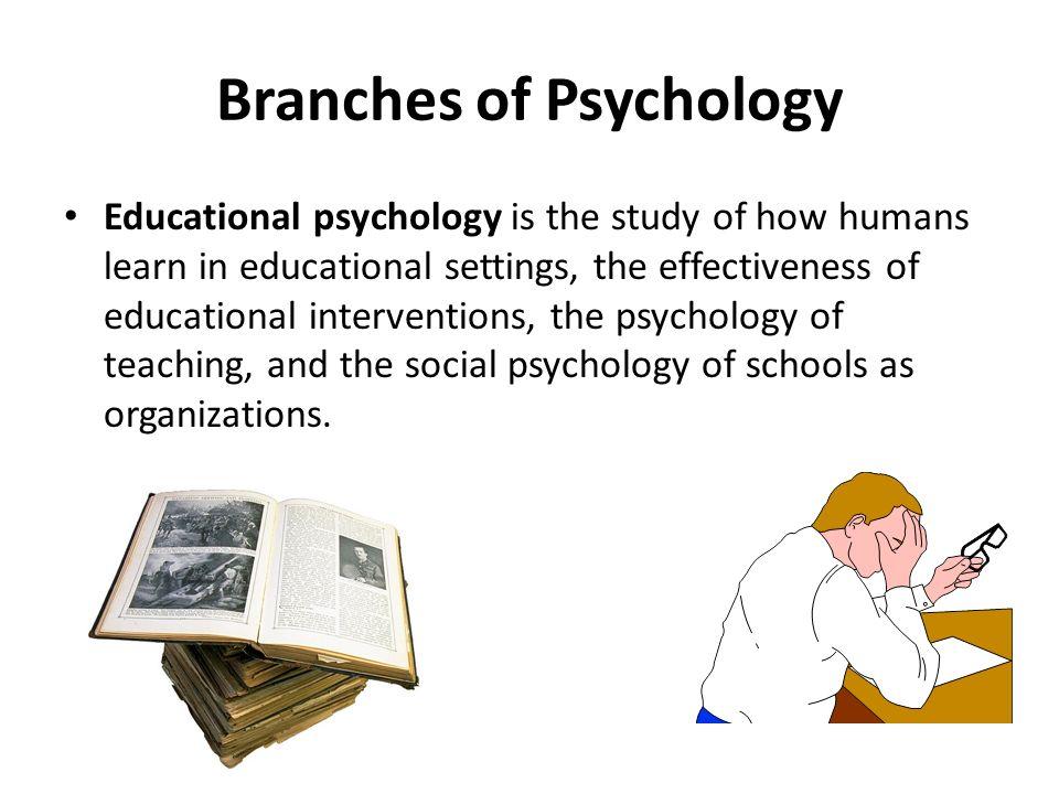 nature of educational psychology