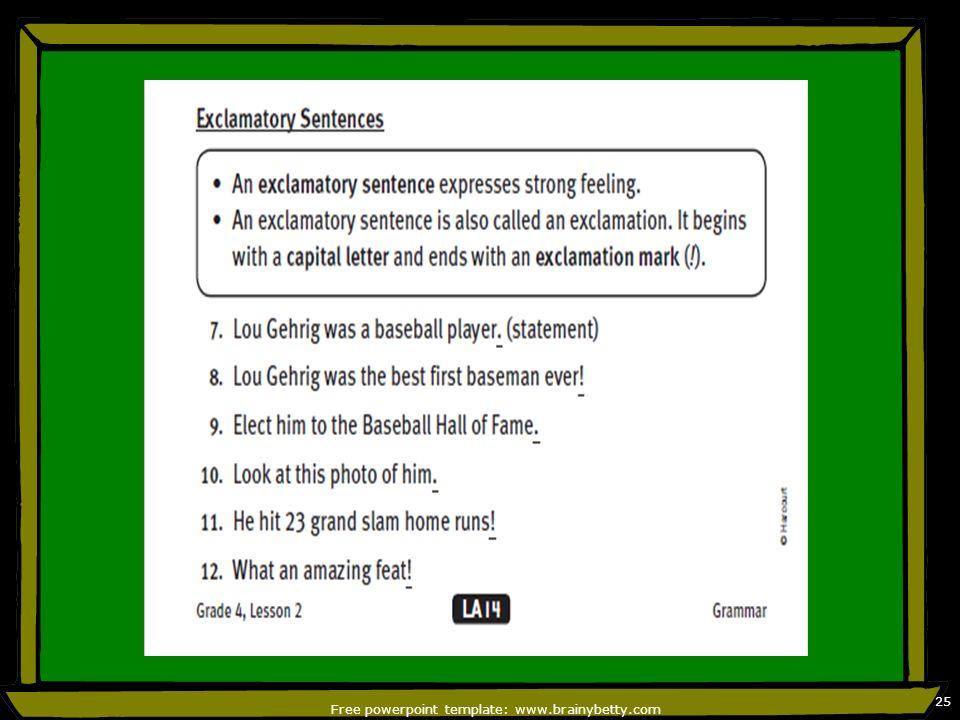 Beste Baseball Powerpoint Vorlage Kostenlos Ideen ...