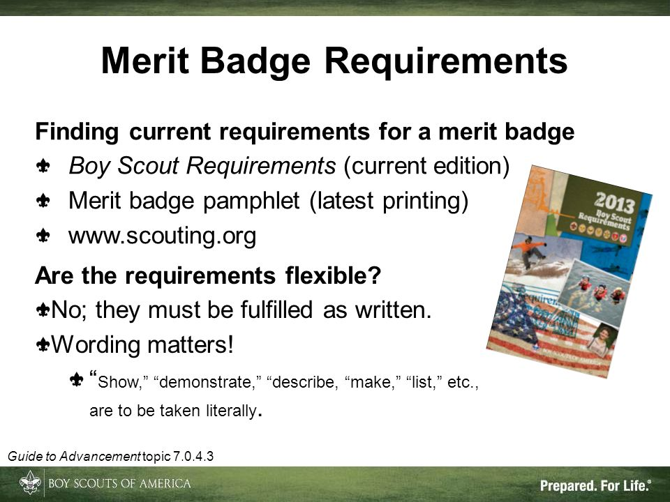 1 The Essentials of Merit Badge Counseling This Training Will – Climbing Merit Badge Worksheet
