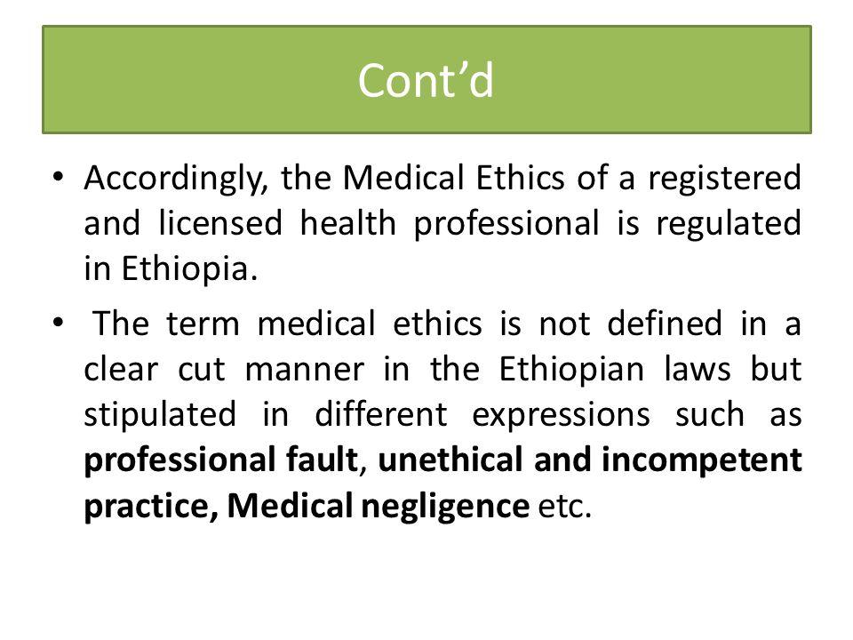 Medical Ethics help concerning medical licensing.?