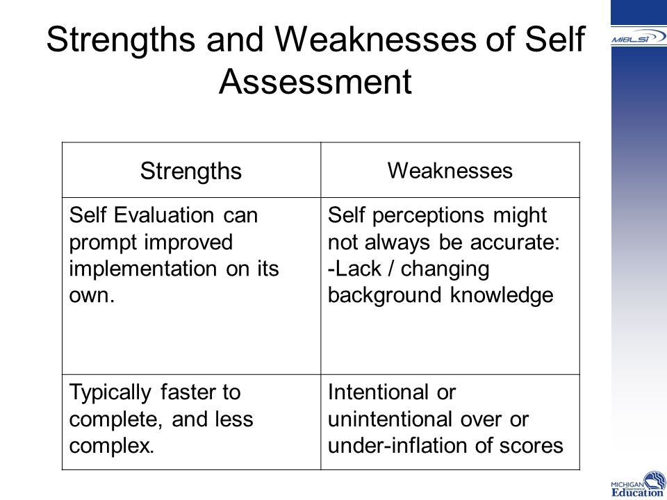 strengths and weaknesses of self control theory General theory of crime strengths: measures of low self-control are strongest compared to other theories causal relationship between self-control and criminality.