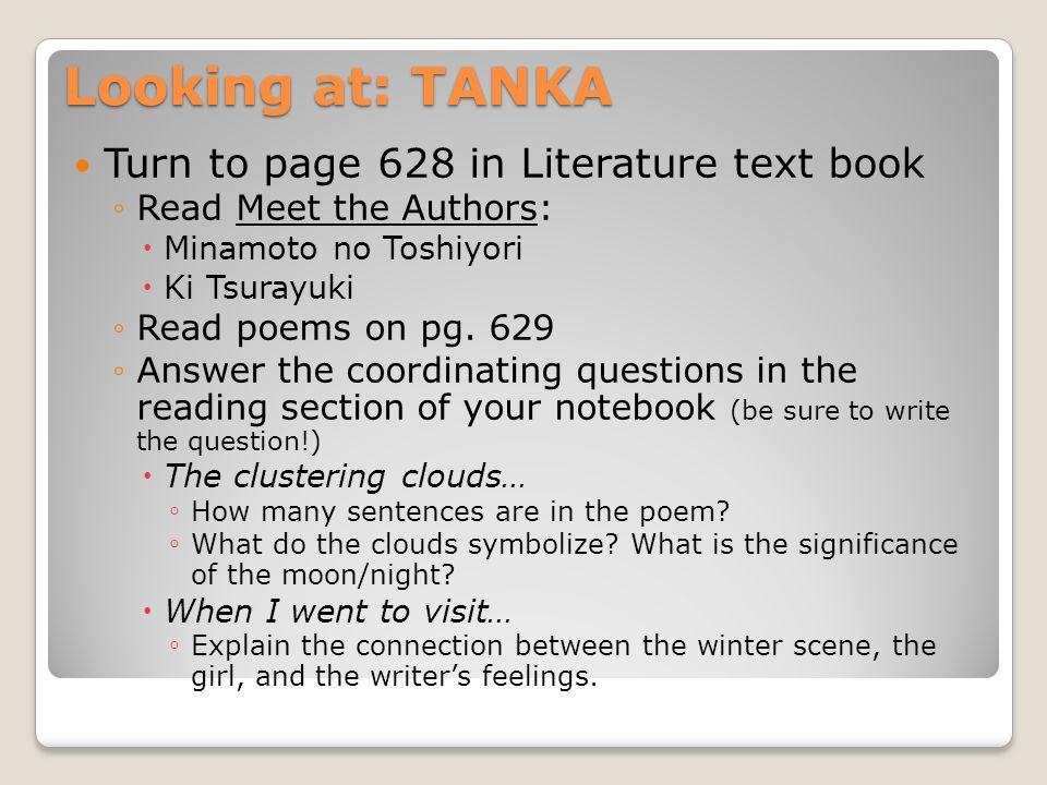 Asian Poetry Miss Wanson Pre Ap English 10 Poetry Forms Haiku Renga