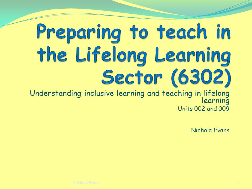 Lifelong Learning Essay