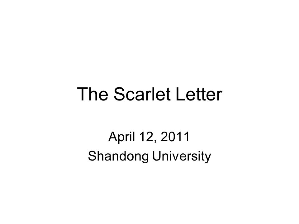 the importance of the three scaffold scenes in nathaniel hawthornes the scarlet letter