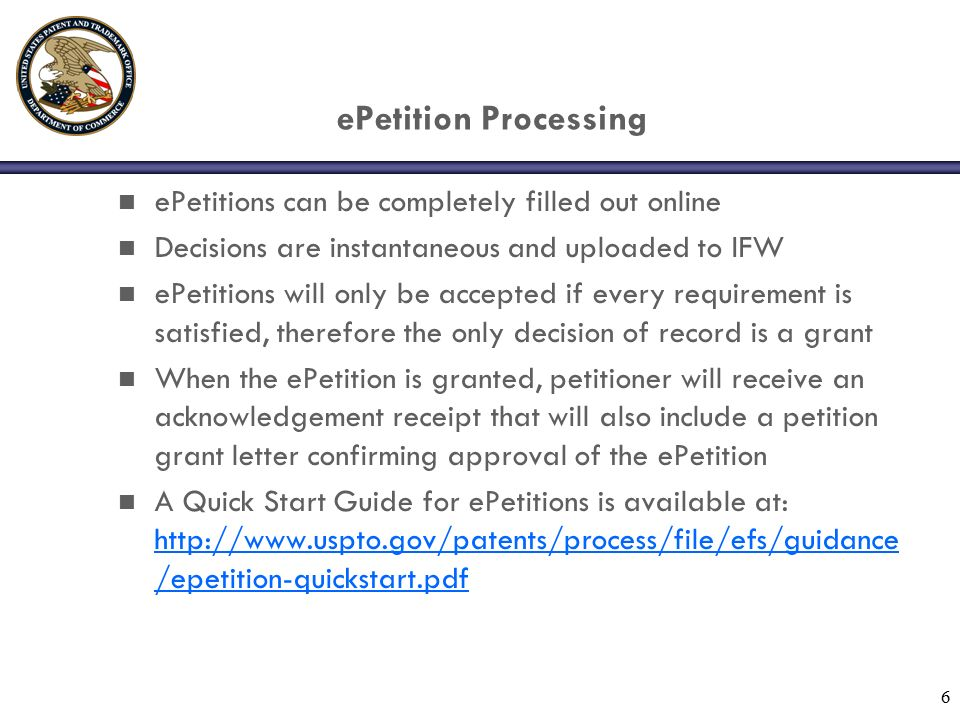 Petitions Practice Thurman K Page Supervisory Petitions