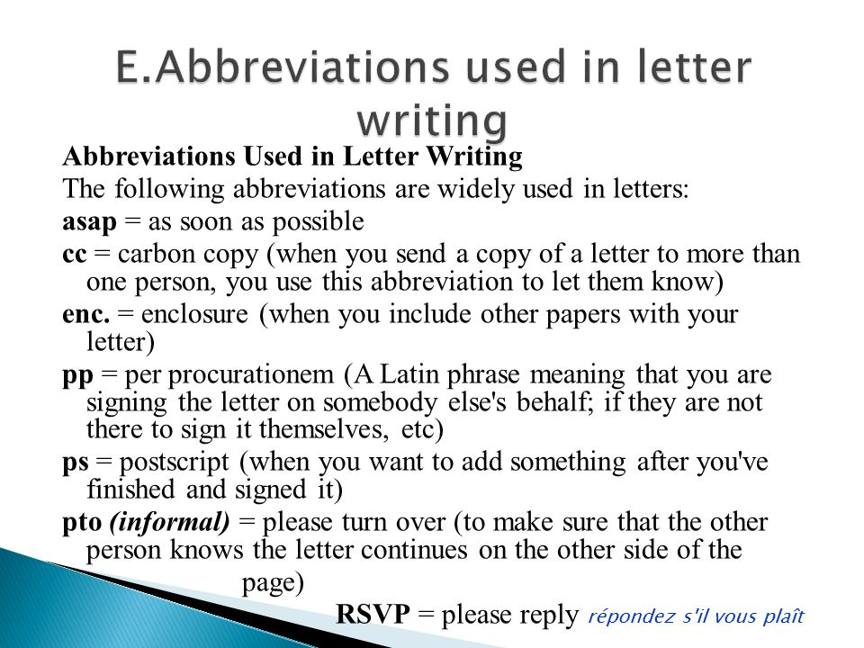 teaching writing informal letters Learn how to write informal letters in english with sample opening and closing sentences.