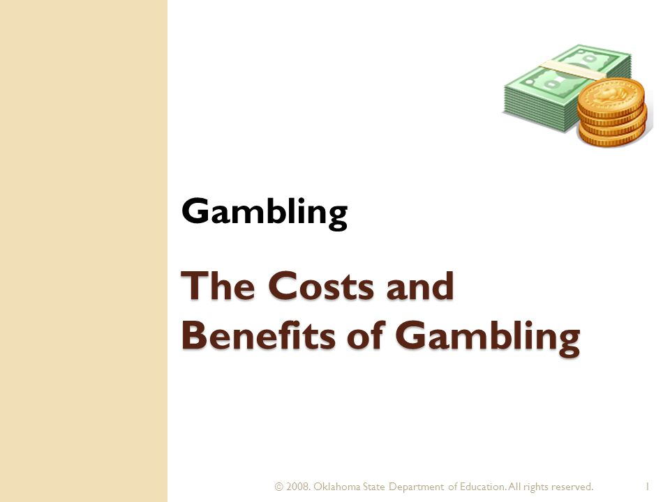 Oklahoma internet gambling law gambling taxation usa