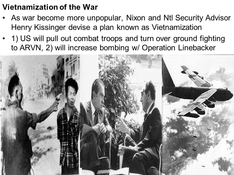 vietnamization and the vietnam war Vietnam war supported by the united states and other anti-communist nations even though the ussr was technically a union of 15 subnational soviet republicsa state.