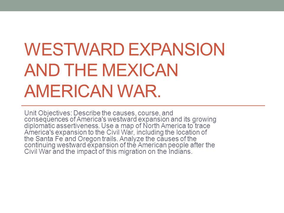 a review on the causes of the mexican war The 1846–48 mexican war redrew the political map of north america causes of the civil war historynetcom is brought to you by world history group.