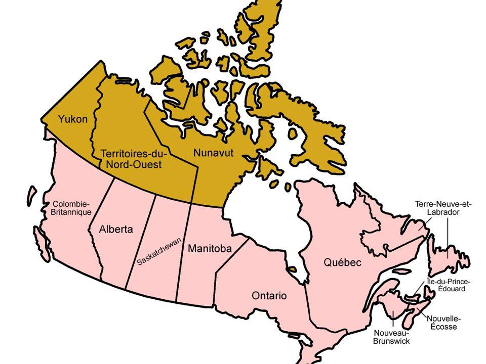 CANADA Yukon Territory British Columbia SASKATCHEWAN ppt download
