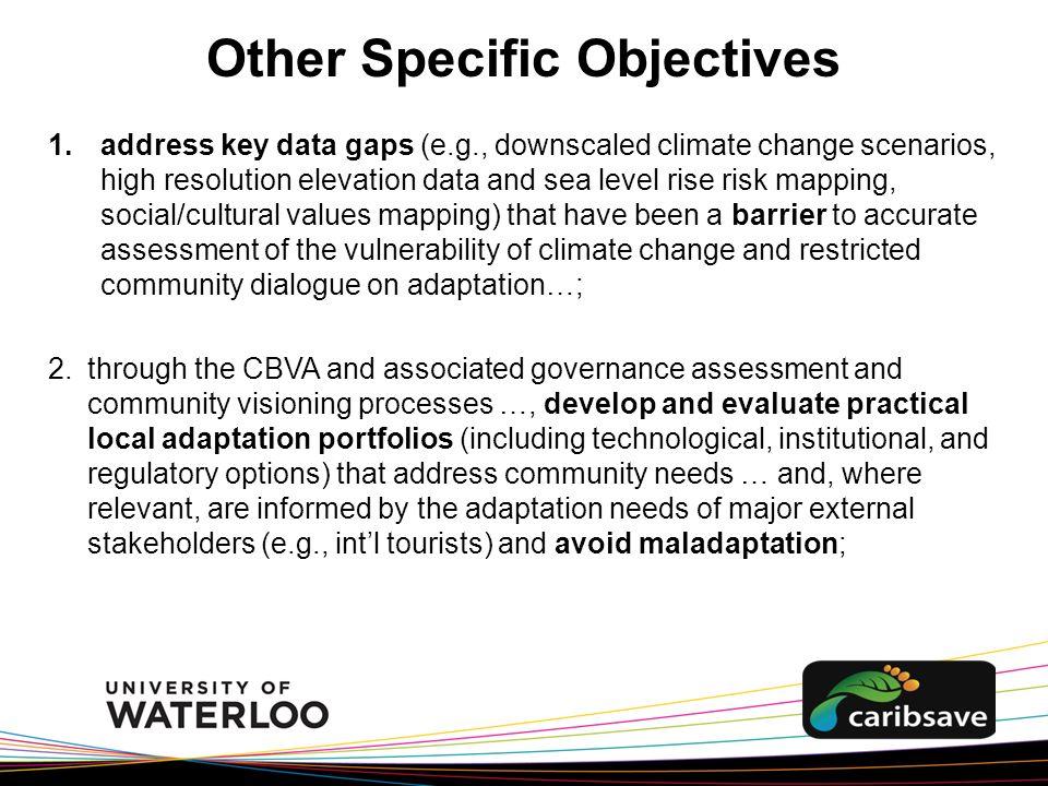 Partnership For Canada Caribbean Community Climate Change - Elevation level by address