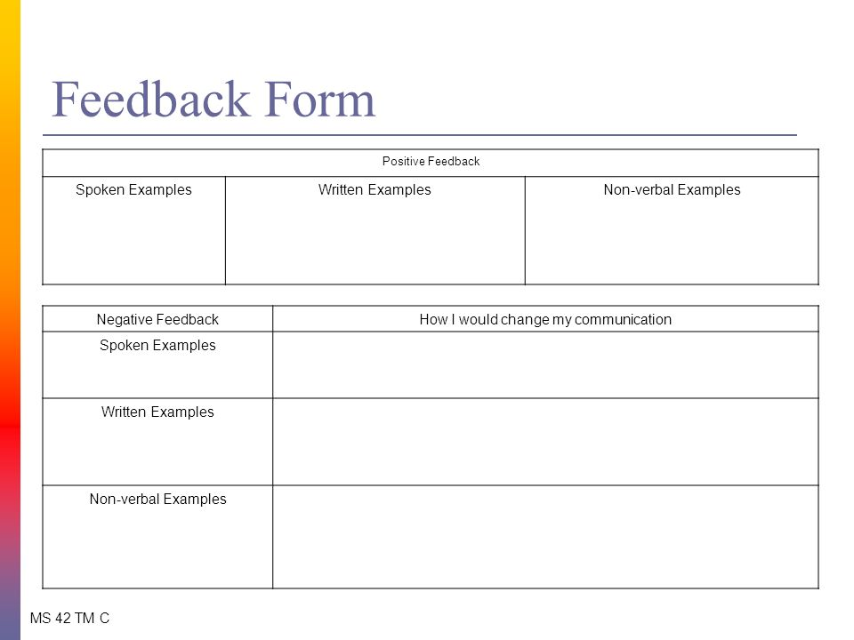 Audience Feedback Form » Costume List (Film & Tv/Media Students