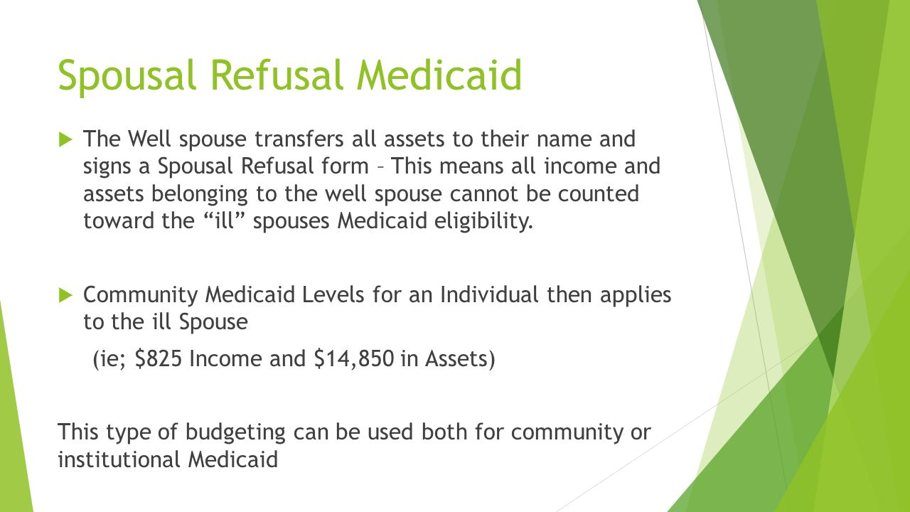 MEDICAID SOLUTIONS, LLC NAVIGATING YOU THOUGH THE MAZE OF LONG ...