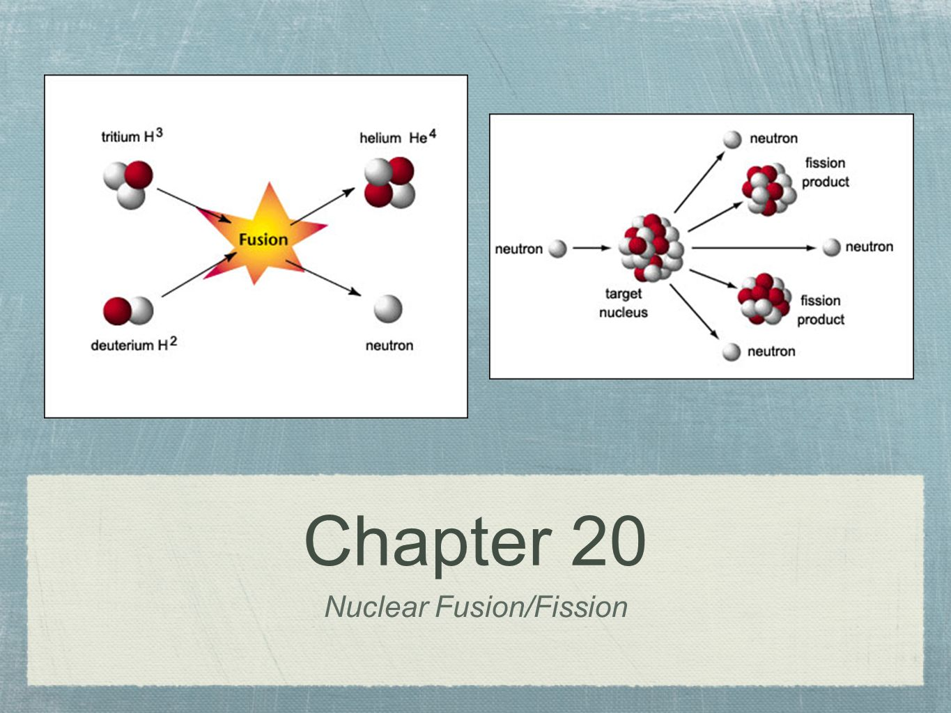 an essay on fusion reaction