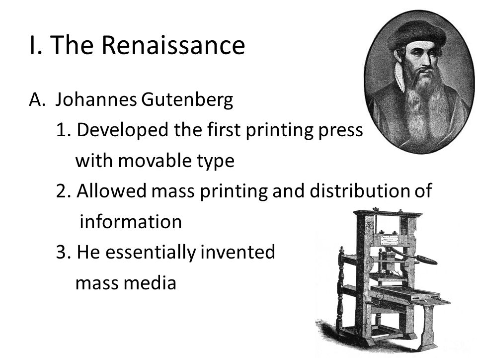 a biography and work of johannes gutenberg the inventor of the printing press A biography profiling the life of johannes gutenberg, a man from the renaissance era who is best known for developing the printing press along with the printing of free shipping over $10 buy a cheap copy of johannes gutenberg: inventor.