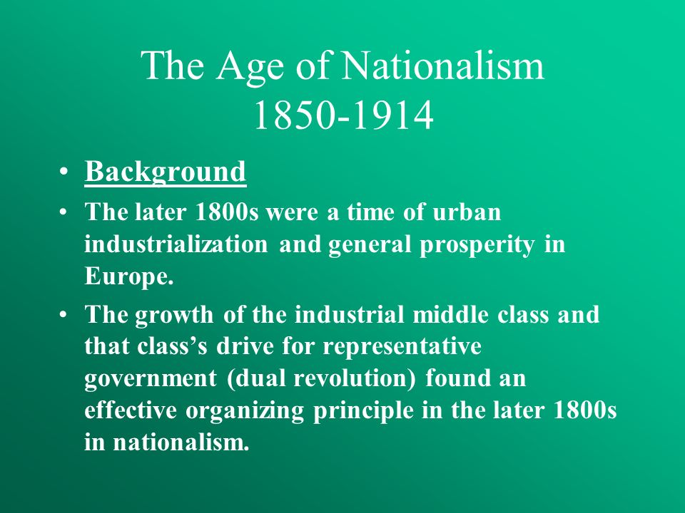 a description of the german unification and industrialization The revolutions of 1848 in germany economic pressures brought on by the eighteenth century enlightenment and the industrial revolution unification would.
