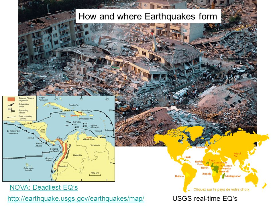 Earthquake scavenger hunt find the following at 1rgest 3 how and where earthquakes form nova deadliest eqs httpearthquakegs earthquakesmaphttpearthquakegsearthquakesmapusgs real time gumiabroncs Choice Image