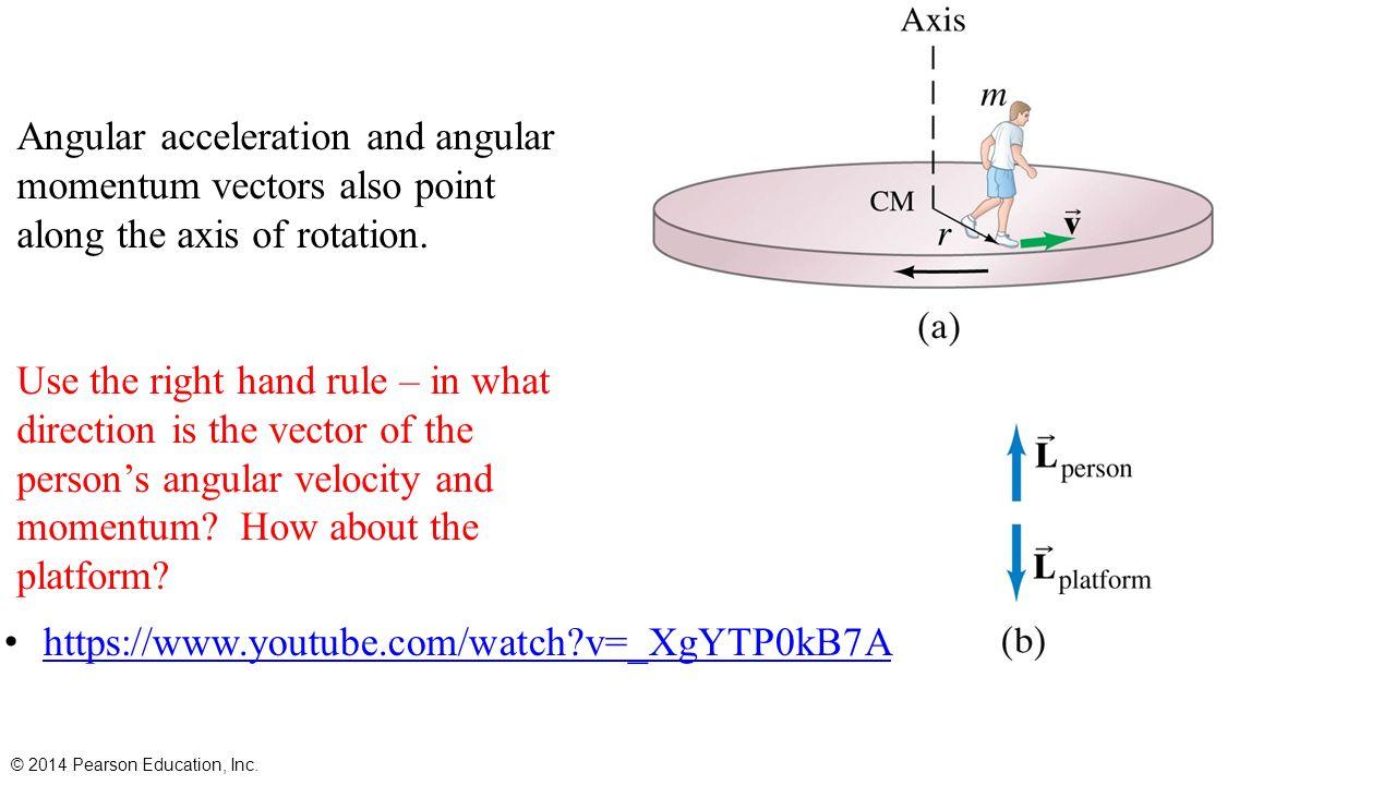 Chapter 8 rotational kinematics angular displacement velocity 35 angular acceleration biocorpaavc