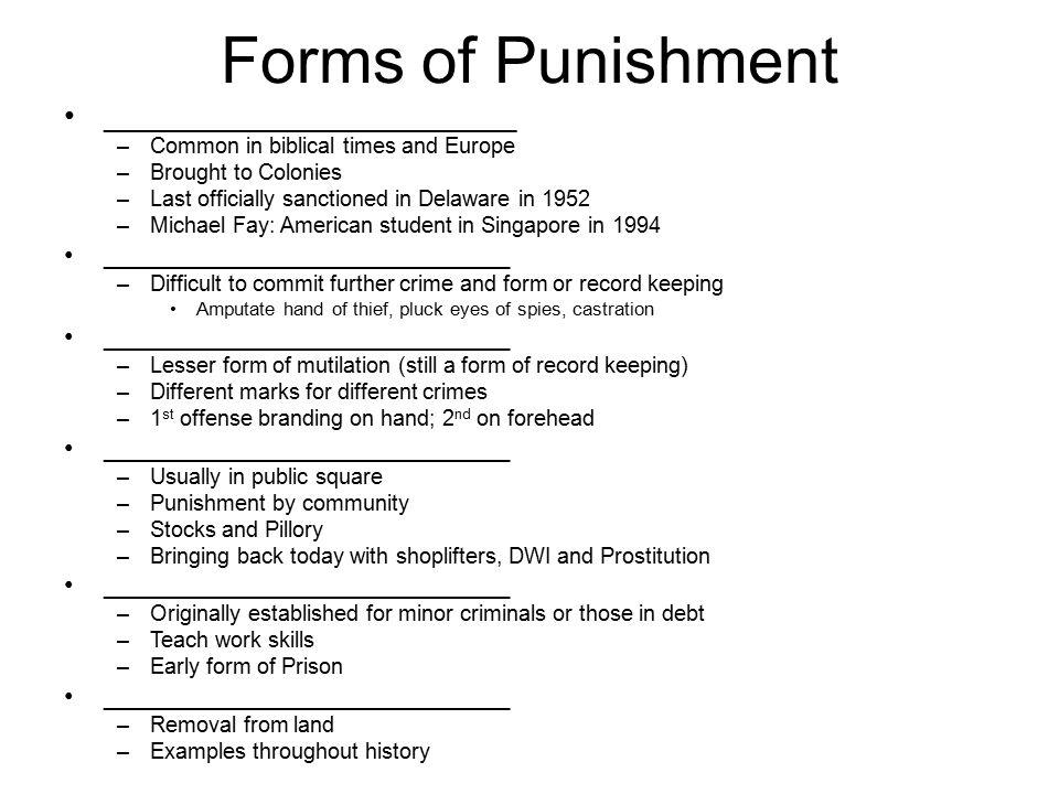 punishable crimes in singapore