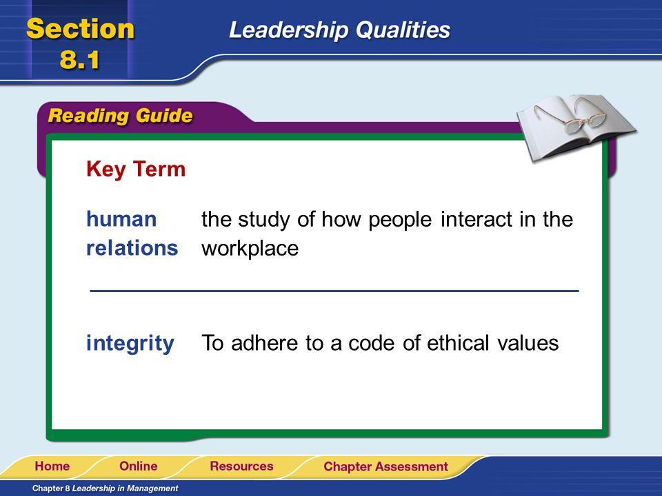 Graphic Organizer Types of Leadership Autocratic DemocraticFree-Reign