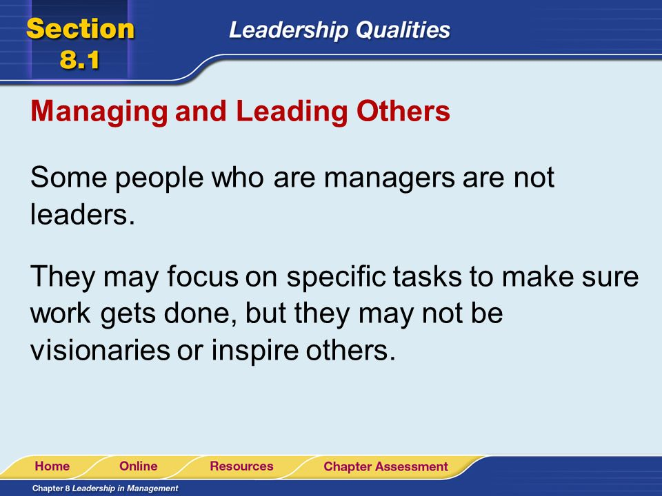 Democratic Leadership In a democratic leadership, new ideas are encouraged.
