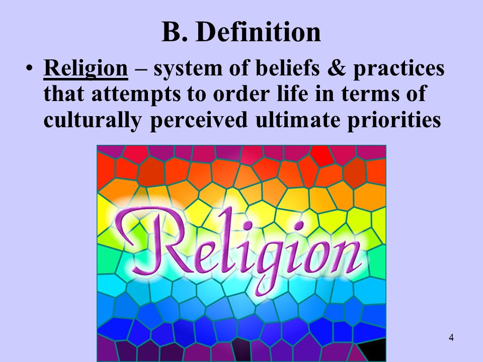 The Geography Of Religion A Introduction All Societies Have - World's largest religions in order