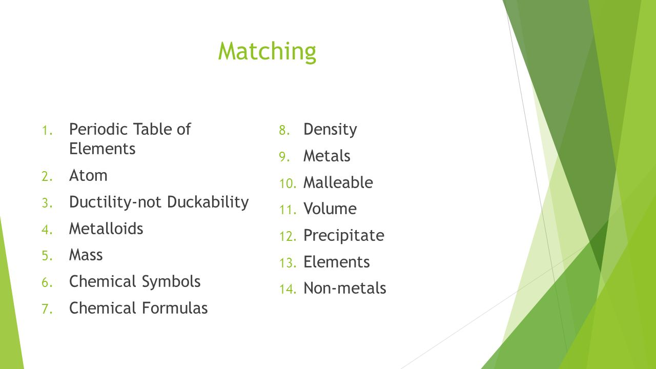 Unit 3 review chemistry matching 1 periodic table of elements 2 periodic table of elements 2 atom 3 gamestrikefo Image collections
