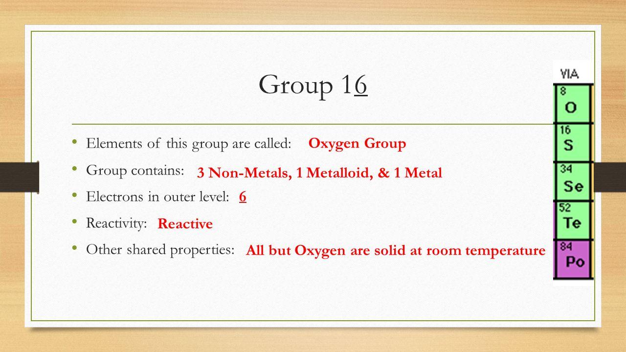 Group 3 periodic table properties image collections periodic periodic table miss sauers 7 th grade science do now 1 write 21 group gamestrikefo image gamestrikefo Gallery