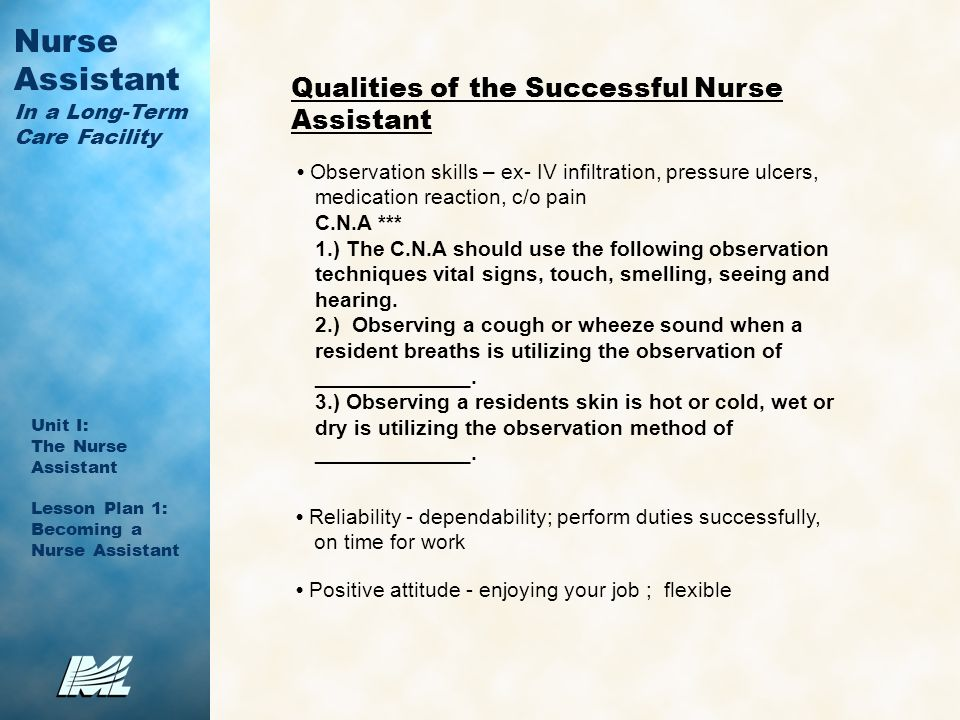 12 nurse assistant - Duties Of Nurse Assistant