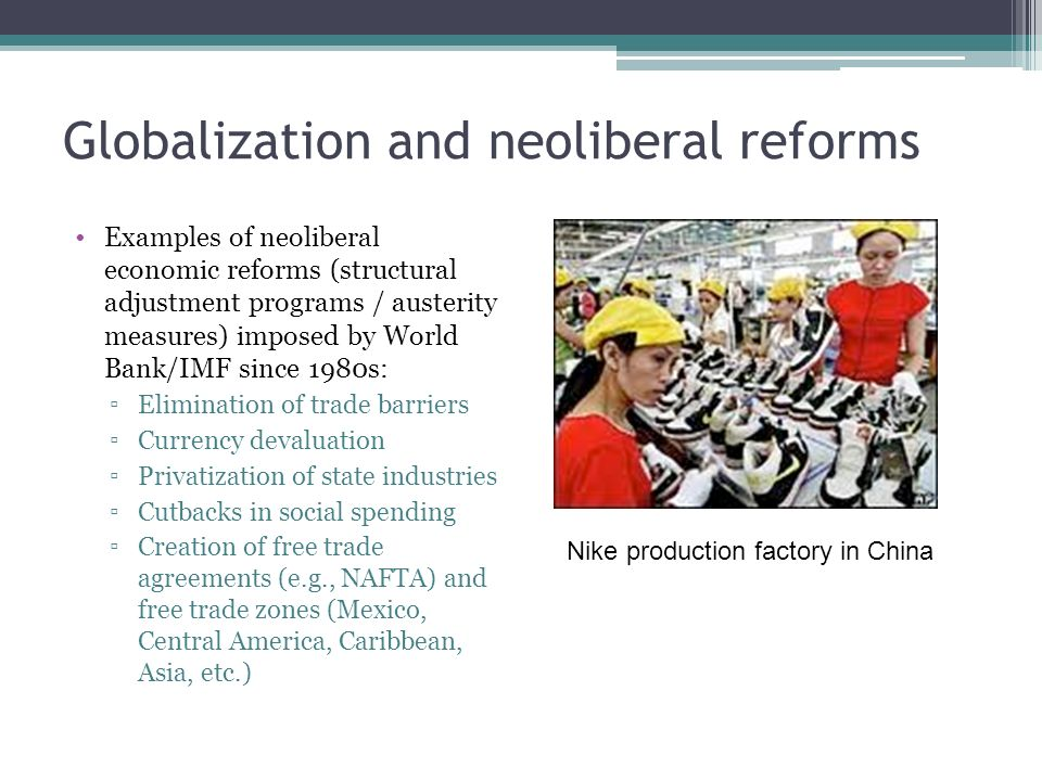 the uses of the structural adjustment programs
