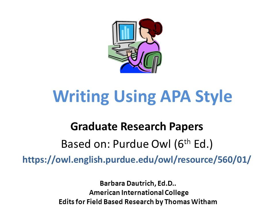 ��Write my apa paper for me