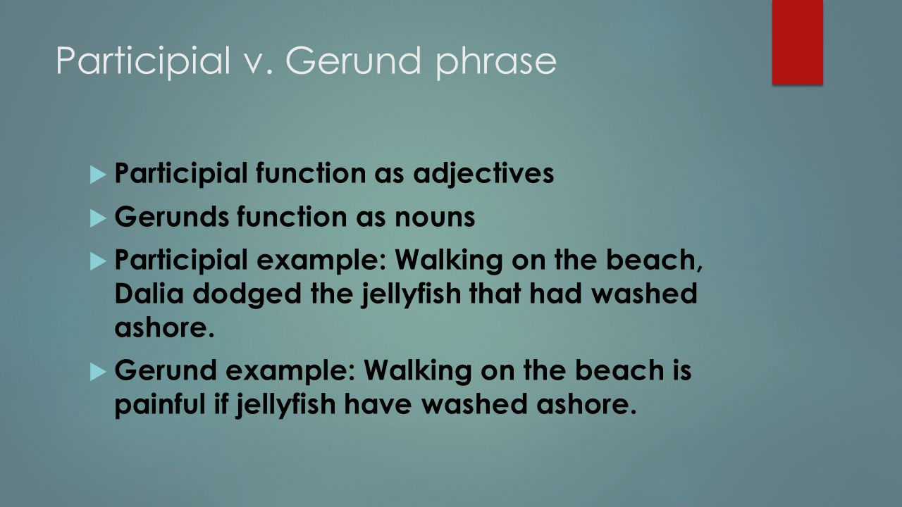 Gerunds Participles and Infinitives Worksheets with Answers ...