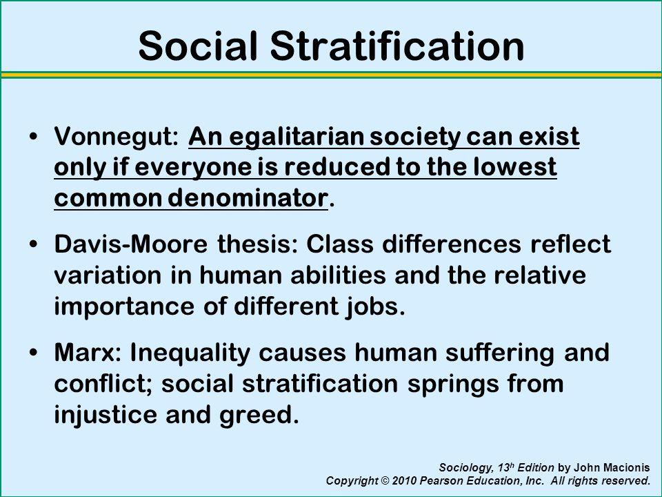 Advertisement  Advertisement  Social Stratification