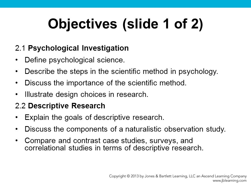 psychology and scientific method essay Psychology and the scientific method: from theory to conclusion the scientific method offers a standardized way for psychologists to test hypotheses, build on.