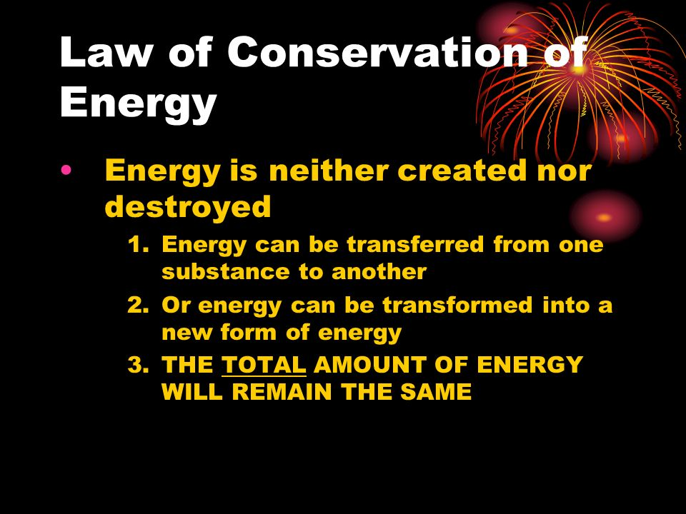Energy. 4 Main Types Kinetic Energy (KE) 1.Energy of motion ...