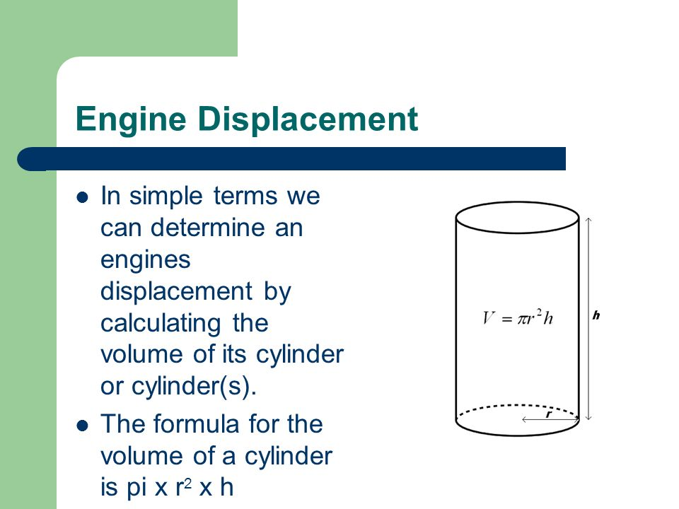 the advantages of high and low displacement engines Benefits of multiple compressors to the need for small turbochargers to match the low engine displacement at high engine speeds, only the low pressure.