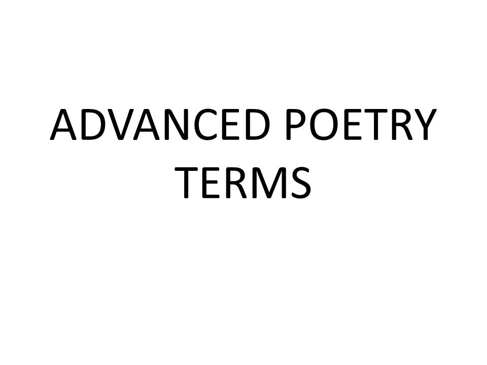 How does the structure/punctuation of the poem