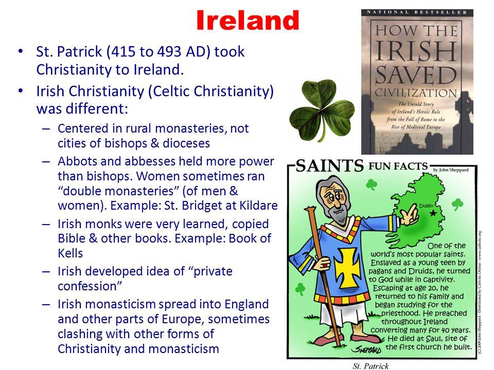 ireland fun facts