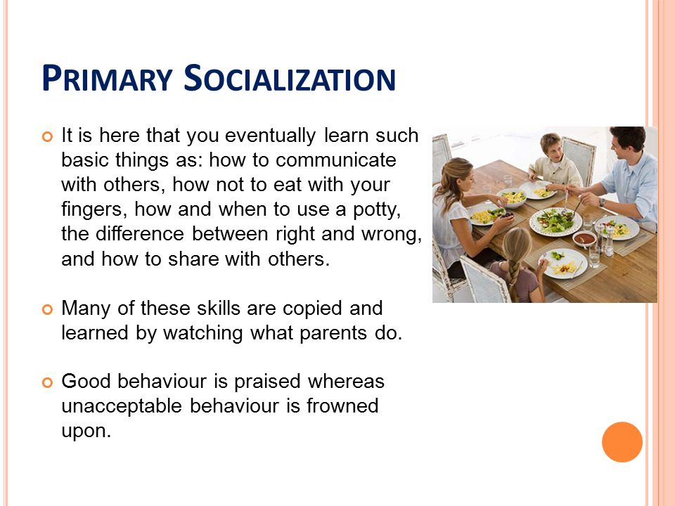 sociologist have exaggerate the role of socialization in shaping human behaviour Sociologists try to understand socialization highlight the role of socialization in human individual adopts the behaviour patterns of the culture in.