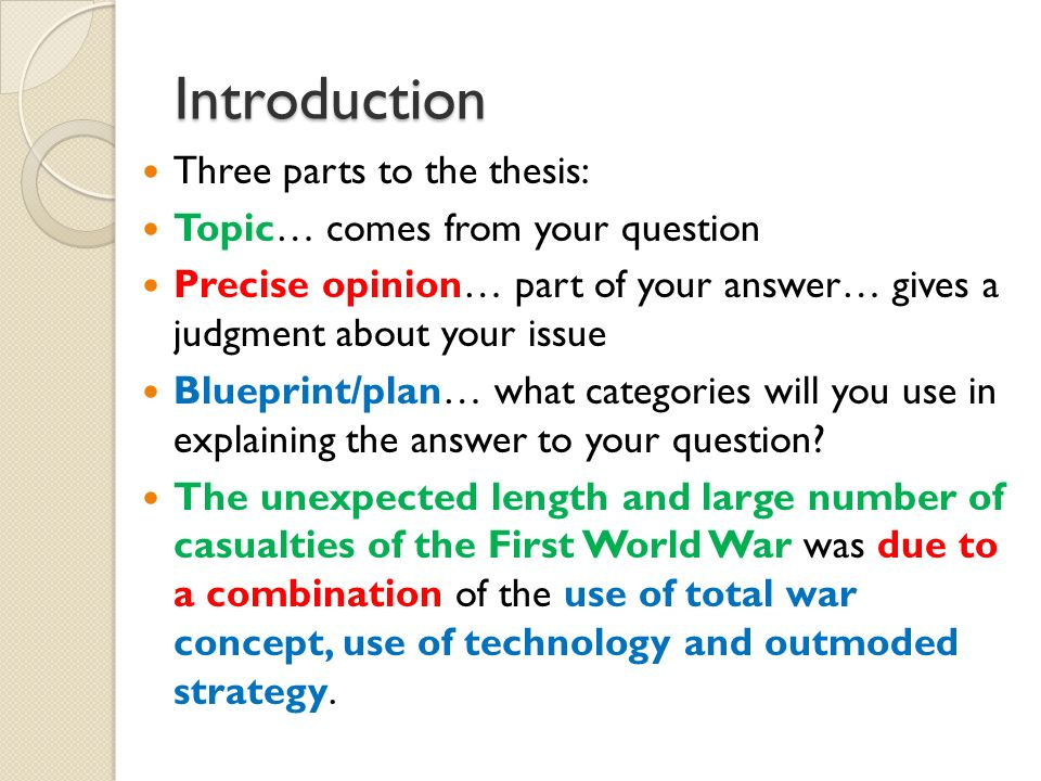 Explaining Concepts Essay Topics