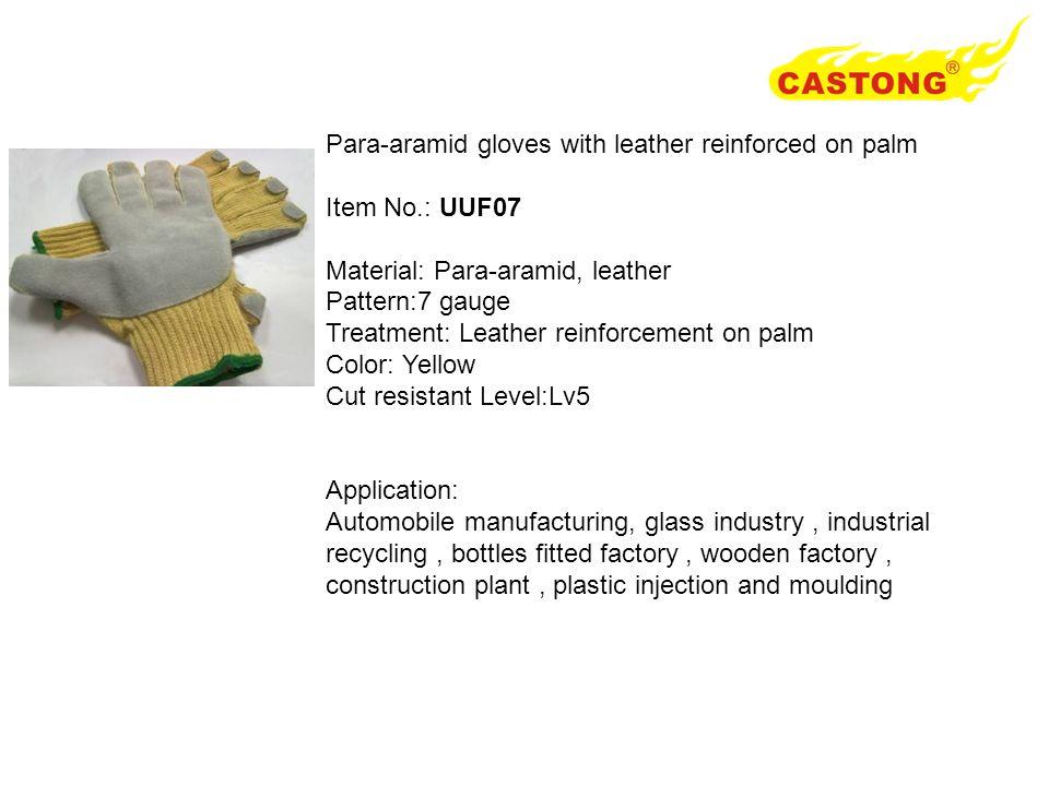 glove hs code