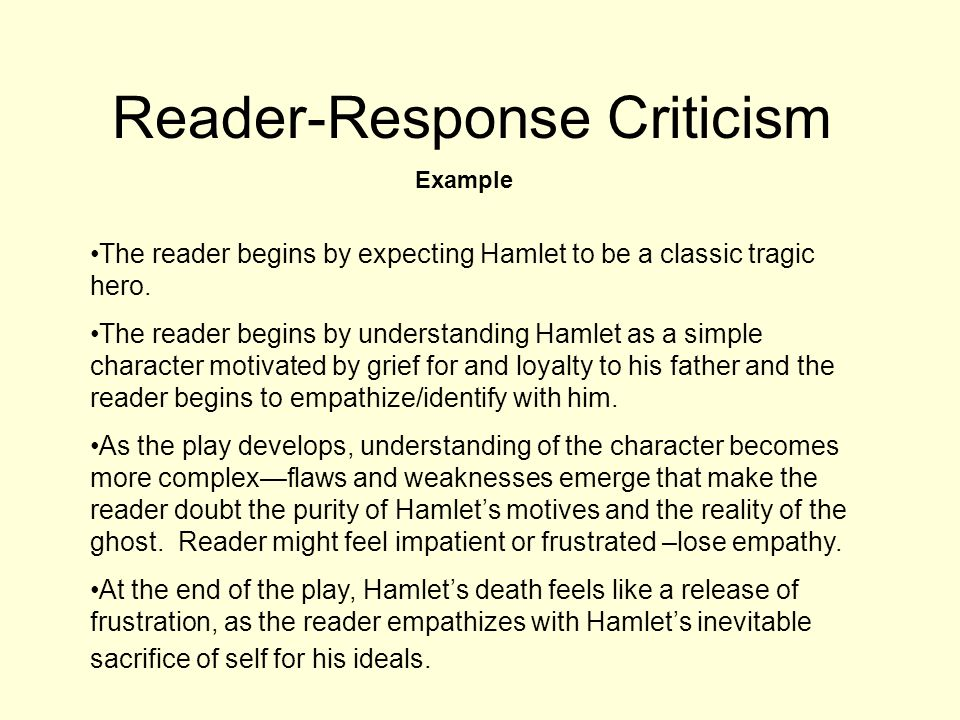 an essay on hamlet and his motivations Hamlet vs laertes in the to ophelia pertaining to her relationship with hamlet laertes voices his concern of hamlet's true intentions towards essays share.