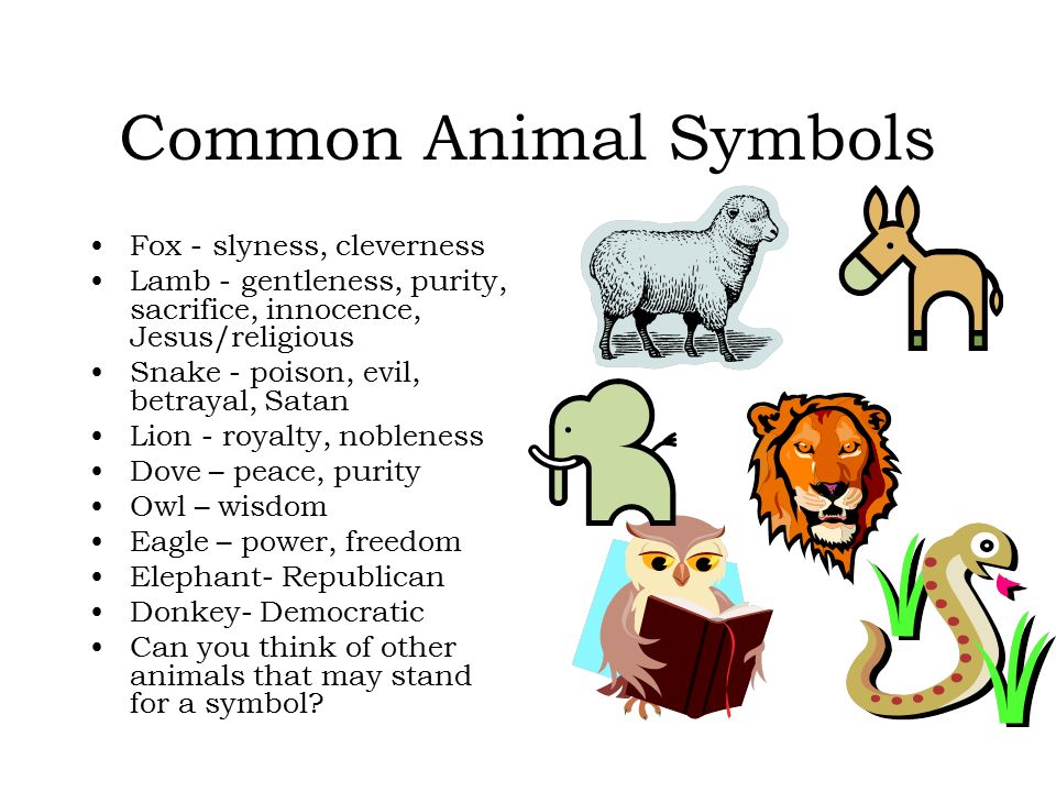 What Is A Symbol In Literature Today S Objective Recognize And