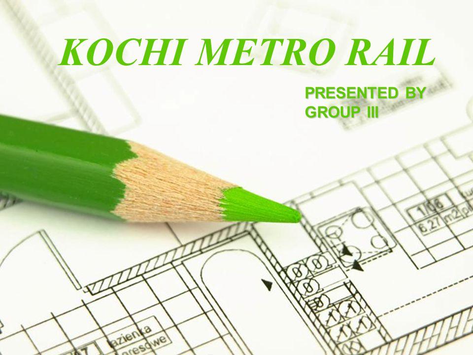 metro in india ppt