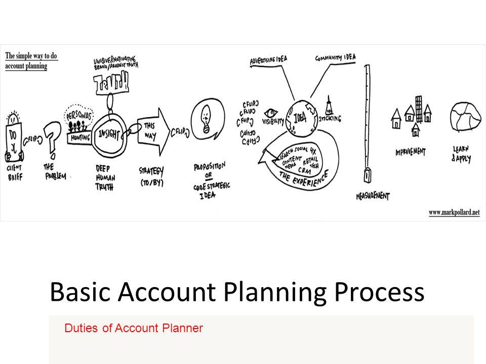 account planner