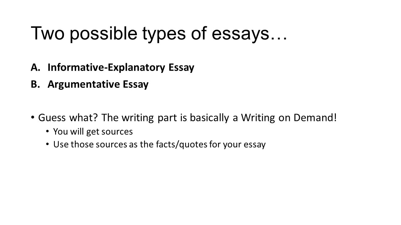 types of essay four types of essays types of essay test questions  types of essay test questions seq revision general types of essay test examples explain the issue