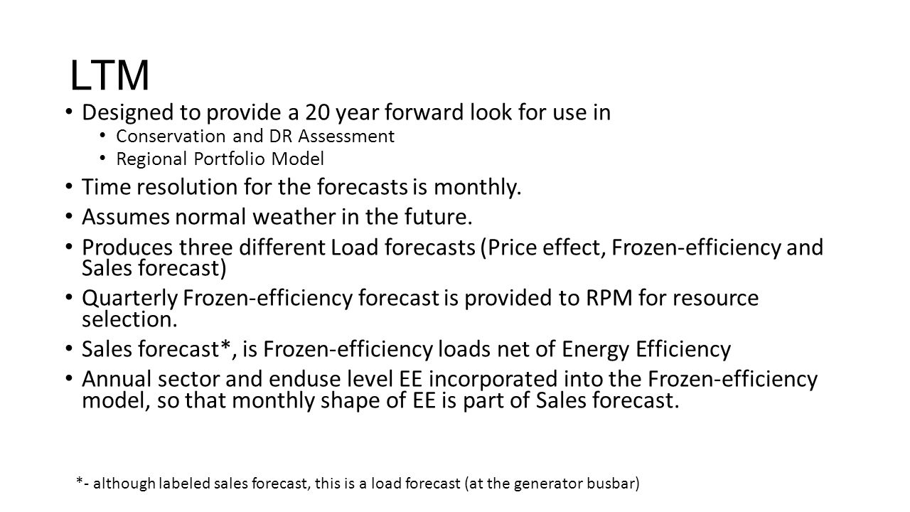 Hybrid Forecast for Resource Adequacy Analysis with ...